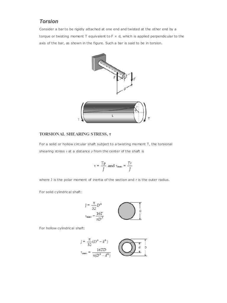 17676296 Strength of Materials 4th Ed by Ferdinand L Singer Andrew Pytel  Www07Mettk | Torque | Stress (Mechanics)