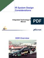 Micron DDR