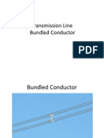 Transmission Line _bundled Cond