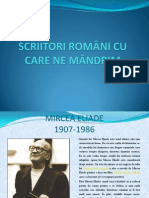 SCRIITORI ROMANI CU CARE NE MANDRIM.pptx