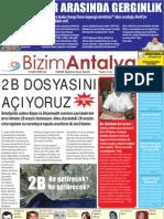 Bizim Antalya Gazetesi Yıl:1 Sayı:2