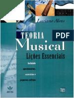 Teoria Musical Lições Essenciais
