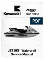 Jet Ski JS440 Manual | Piston | Battery (Electricity) Kawasaki Jet Ski Wiring Diagram on