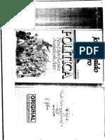 Politica ed_9 - João Ribeiro
