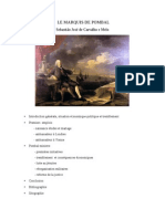 Le Marquis de Pombal PDF