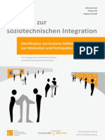 Gamification Von Business Software - Steigerung Von Motivation Und Partizipation