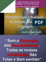 AULA MANAUS ATENÇÃO E NEUROPSICOLOGIA