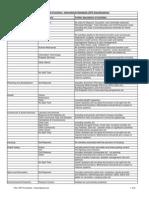 Legislative Policies - GFS Functions - Descriptions