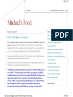 MicFood Blog Fruit of the Spirit - An Overview
