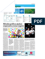 Metodos Graficos Ajudam a Empresario Pensar No Negocio - Folha de SP