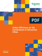 Urban Efficiency as the Cornerstone of Atttractive Cities