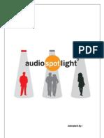 Audio Spot Lighting