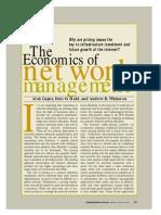 Gupta_economic Network Management