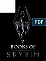 Books of Skyrim - Bethesda Softworks