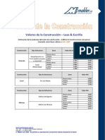 VALORES Construccion Jul-09
