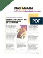 Paradoxos a Evitar No Desenvolvimento de Executivos - Amana - 02