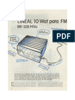 Lineal 10w