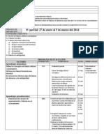 Plan de Evaluacion IV Parcial