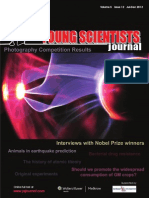 Young Scientists Journal (Jul-Dec) 2012