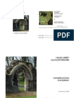 Hailes Abbey Conservation Management Plan
