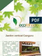 Jardim de Parede Canguru