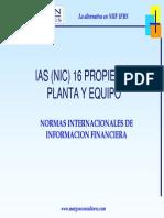 Nic 16 Beneficio s Empleados