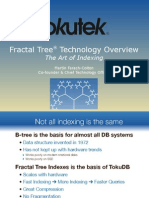 Fractal Tree Technology and the Art of Indexing