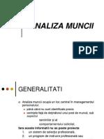 Tehnici de Analiza a Muncii-curs 1si2_2012