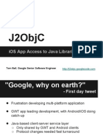 iOS Developers- J2ObjC