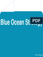 Blue Ocean Strategu