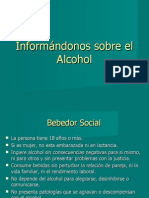 Informandonos Sobre El Alcohol