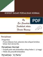 PPT Persalinan