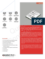 Quectel M95 GSM Specification V1.0