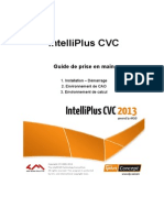 IntelliPlusCVC Quick Guide FR