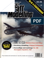 Scale Aircraft Modelling 1997-08