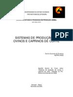 Caprinos e Ovinos Sistemas Producao Corte
