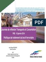 RFF Traitement Du Bruit Ferroviaire 18-01-2014
