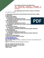 1 trabalo ciências dos materiais II 2013(1)