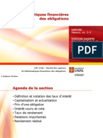 02 Mathematiques Financieres Des Obligations