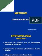 Cotología Métodos.ppt