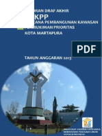 Draft Final Report RPKPP Martapura City Of Kalimantan Selatan Indonesia/ Laporan Draf Akhir RPKPP Martapura Kalimantan Selatan Indonesia.
