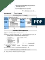 Diagnostico_escuela Por Gilberto Alviso