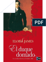 El Duque Domado de Eloisa James v1.0