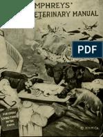 Manual of Veterinary Homeopathy