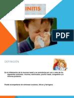 Rinitis Sinusitis