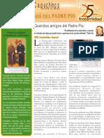 Amigos Del Padre Pio - Enero 2011