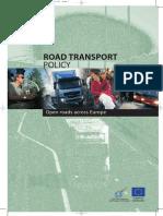 EU Road Transport Policy