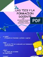 Las Tics y La Formacion Docente Presentacion 2