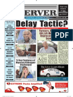 Liberian Daily Observer 01/16/2014