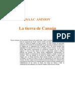 Asimov.la Tierra de Canaan